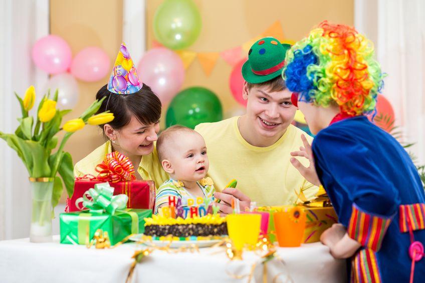 First Birthday Party Preventative of Jesus Birthday
